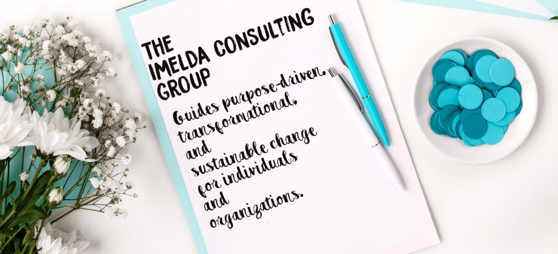 The Imelda Consulting Group, LLC Homepage